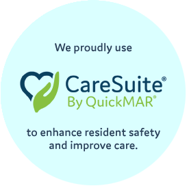 CareSuite by QuickMar to enhance resident safety and improve care.