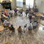 Yard Dice Games and Activities at Stoneybrook in Sioux Falls